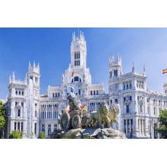 MADRID CAPODANNO 30 DICEMBRE - 03 GENNAIO 2019 CON VOLO DA BOLOGNA Euro 690,00