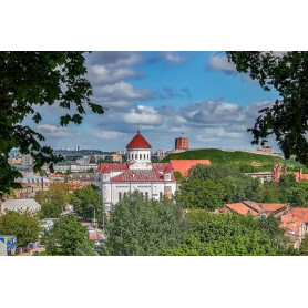 BALTICO TOUR TALLIN VILNIUS RIGA 13 - 20 AGOSTO 2021 CON VOLI DA BOLOGNA EURO 1.600,00