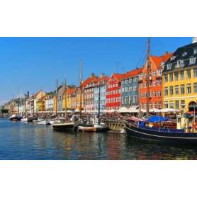 COPENHAGEN PONTE OGNISSANTI 29 OTTOBRE - 02 NOVEMBRE 2021 PACCHETTO CON VOLI DA BOLOGNA EURO 680,00