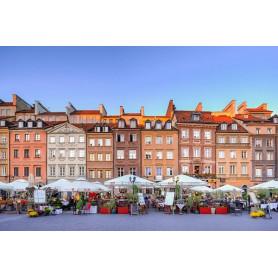 VARSAVIA PONTE OGNISSANTI 30 OTTOBRE - 03 NOVEMBRE 2021 CON VOLI DA BOLOGNA EURO 410,00