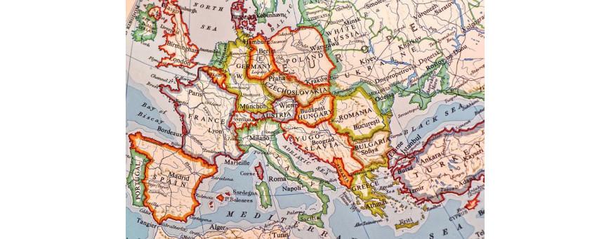 EUROPA TOUR 2021 - 2022